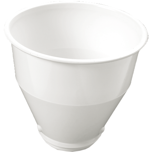 Cup Ps 150ml White 103705 Neutraal Drinking