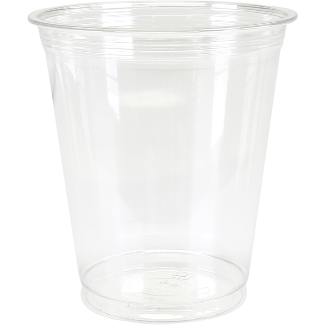 Glas, frisdrankglas, PET, 105mm, 0.3l, glashelder 1