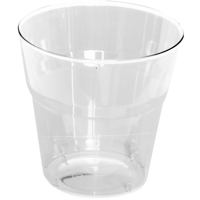 Glas, pS, 200ml, transparant 1