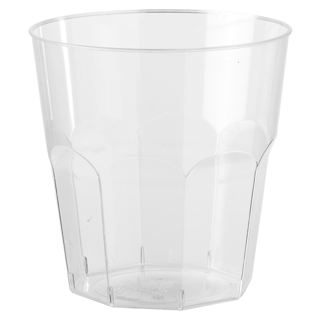 Glas, brasserieglas, PS, classic, 200ml, 75mm, transparant 1