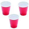 Partycup, PS, 60ml, 2oz, rood