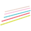 DEPA® Drinking straw, drinking straw, Paper, 197mm, assorted